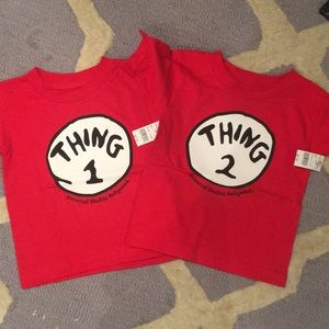 Other - NWT TWIN T-shirt set